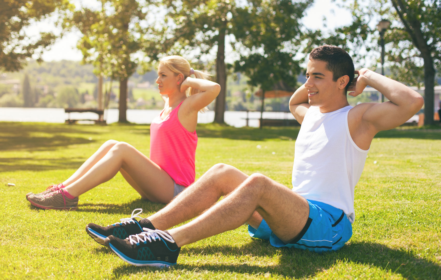 How to Keep Fit and Healthy On the Road