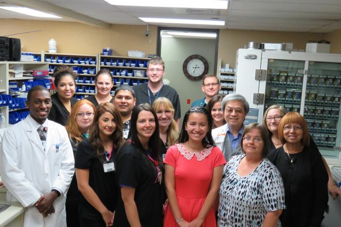 CHI St. Luke's Health Memorial Celebrates National Hospital and Health System Pharmacy Week
