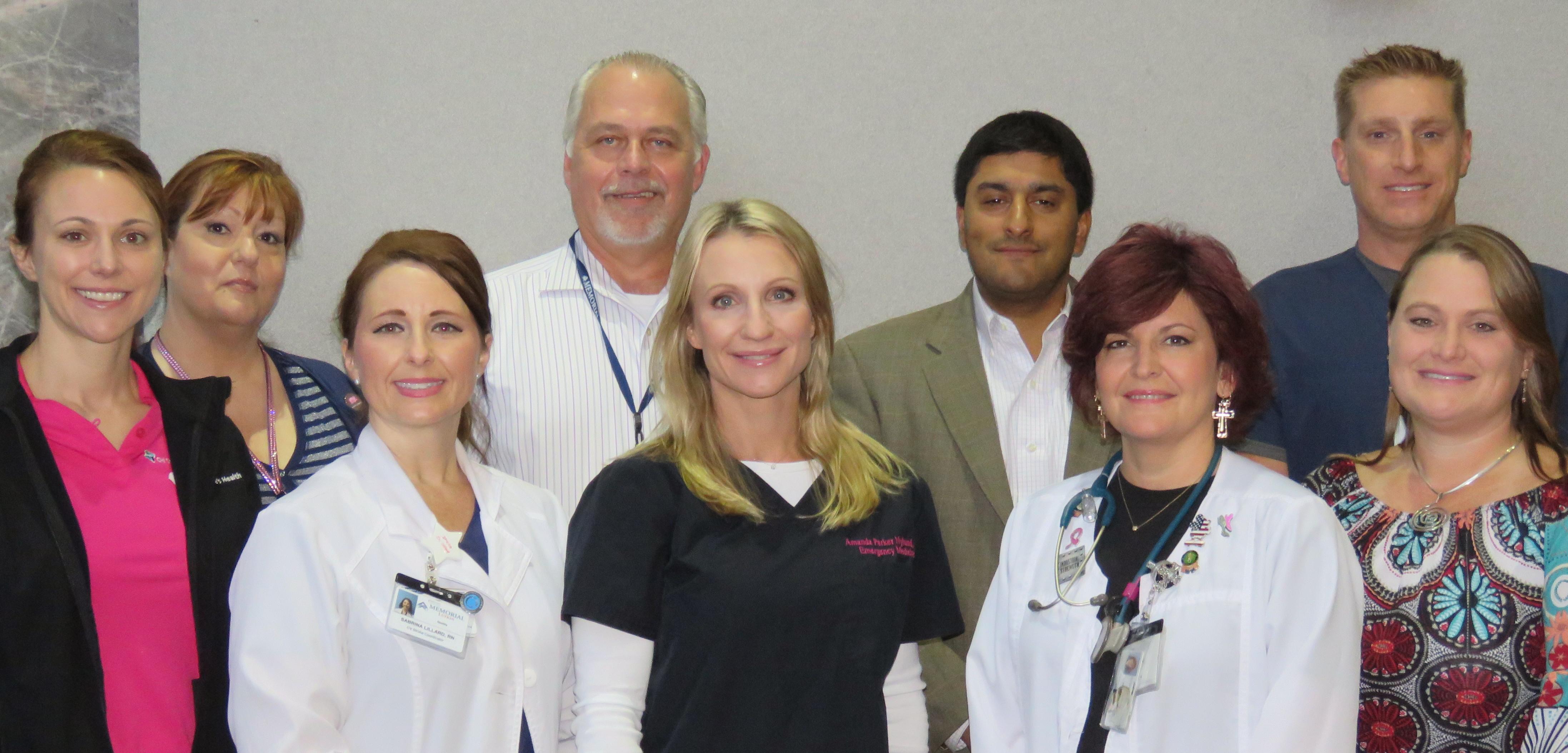 CHI St. Luke's Health Memorial's Stroke Center Earns National Re-Certification