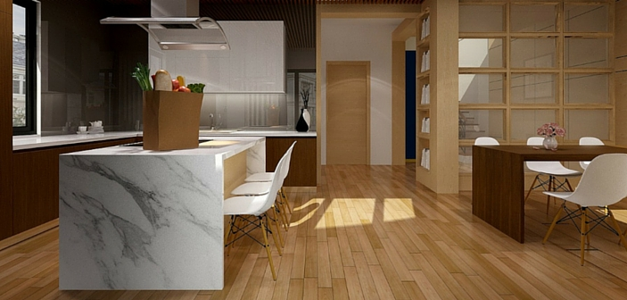 Three Ways to Maximize Space in a Smaller Kitchen