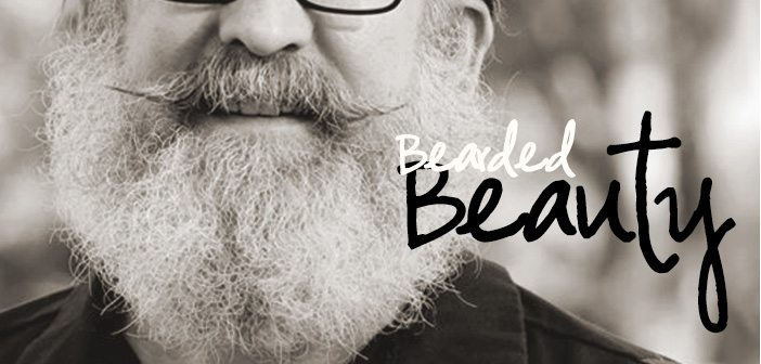 Bearded Beauty: Meet Aaron Thompson