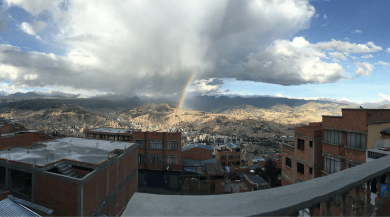 Learning to Let Go: A Journey to Bolivia