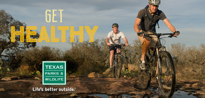 Get Healthy for 2017 at a Texas State Park