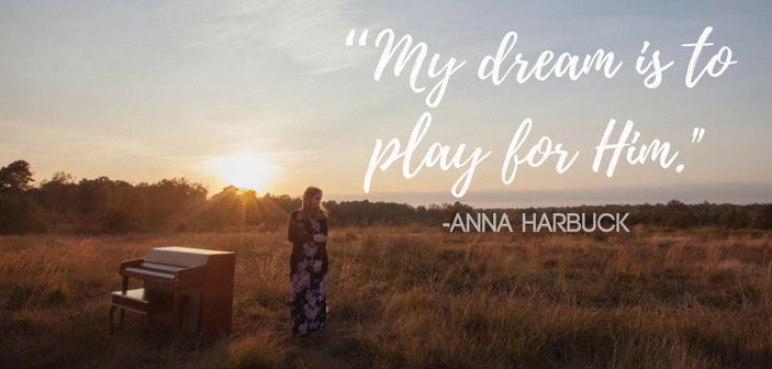 East Texas Talent: Anna Harbuck