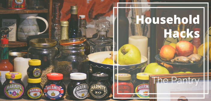 Household Hacks: Pantry Spring Cleaning