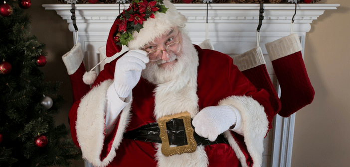 Santa Claus is Coming to the Texas Forestry Museum
