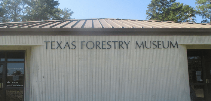 Fun Friday at the Texas Forestry Museum