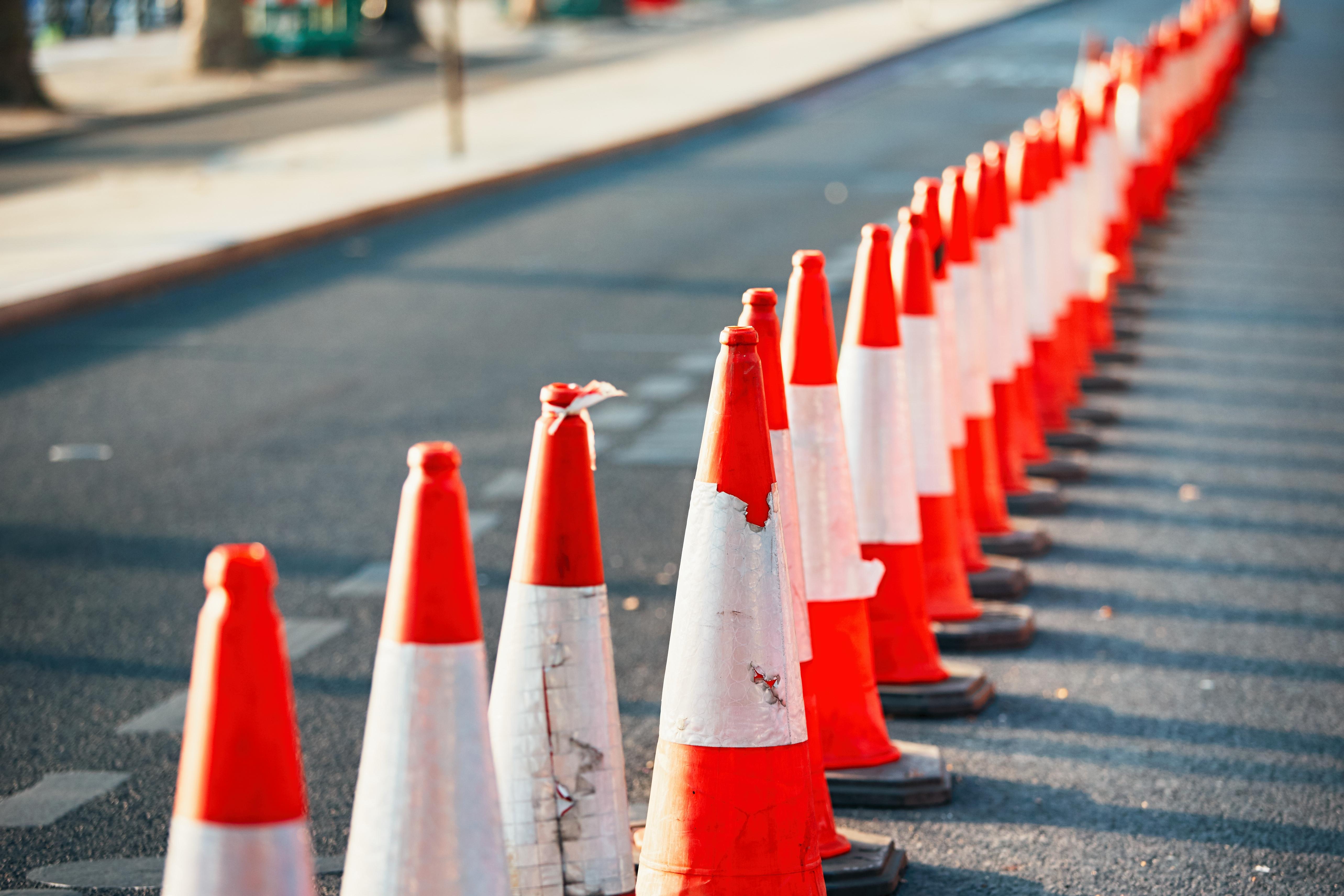 ROAD CLOSURE SCHEDULED IN LUFKIN NEXT WEEK