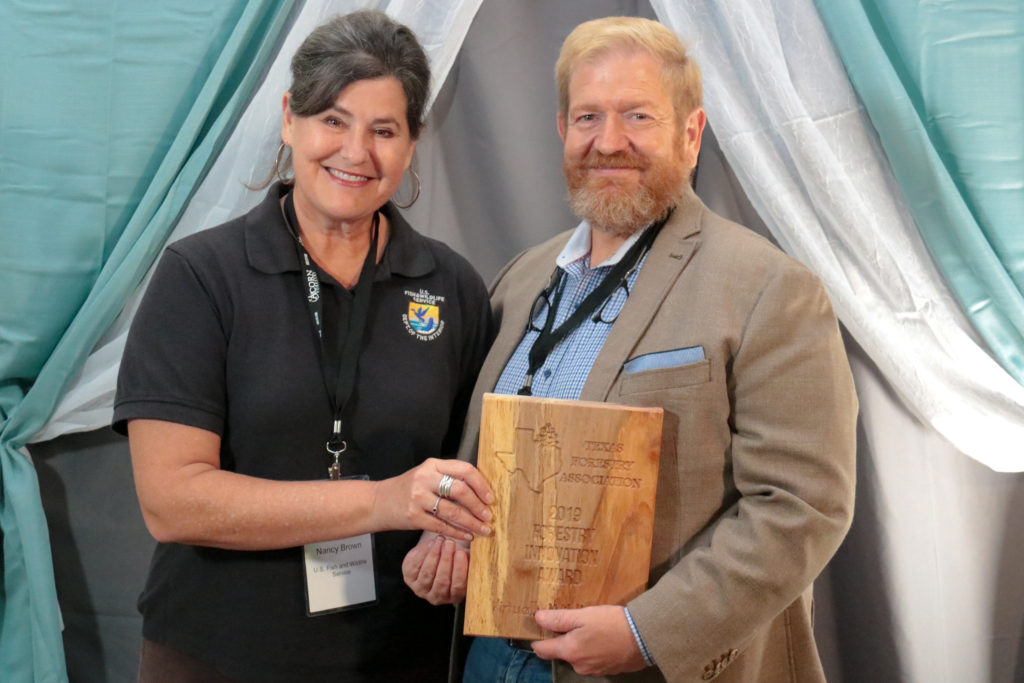 Texas Forestry Association Announces Virtually Wild! Texas as Forestry Innovation Award Recipient