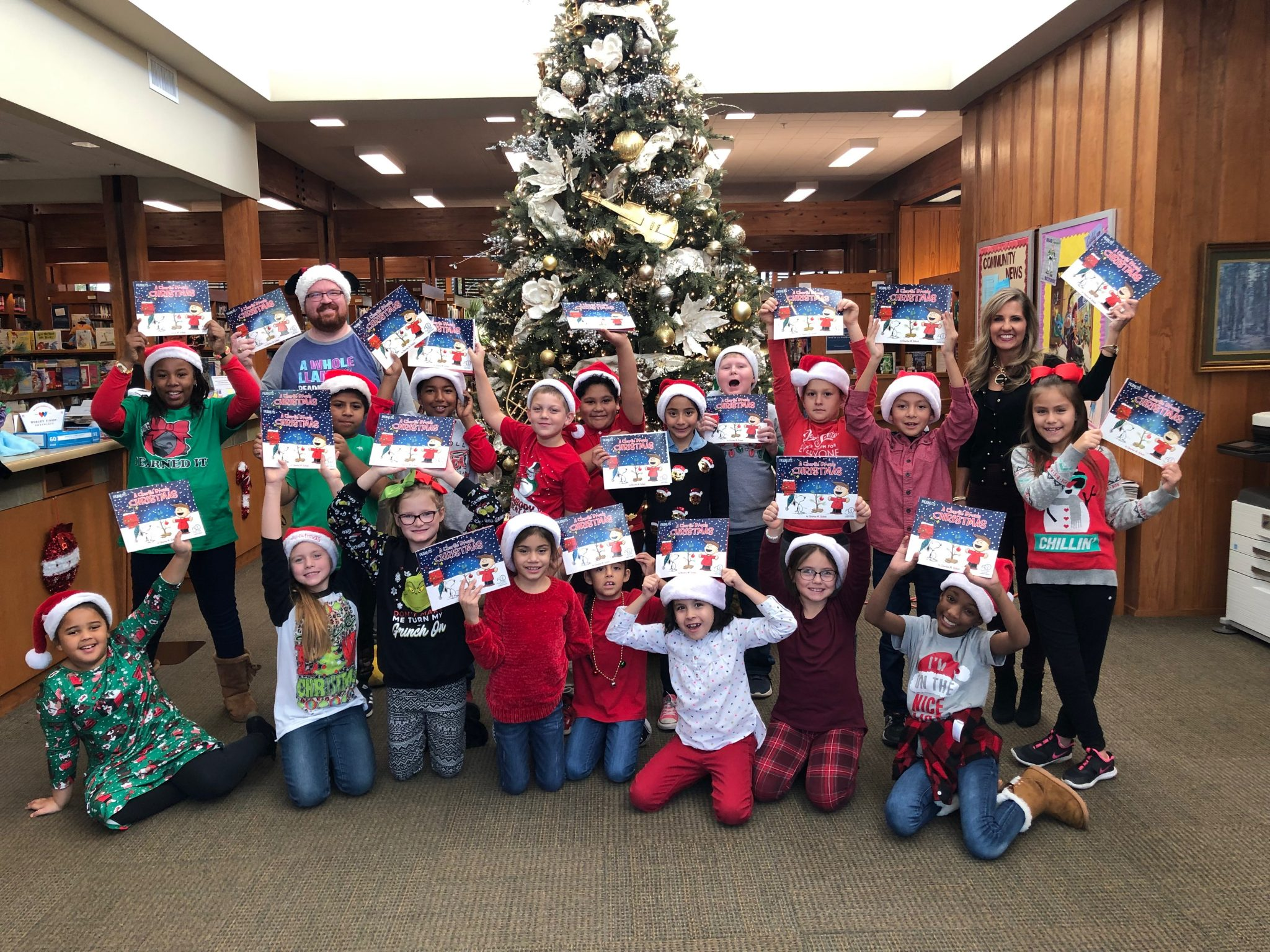 Georgia-Pacific Gives the Gift of Reading this Christmas