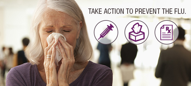 Take Action to Prevent the Flu