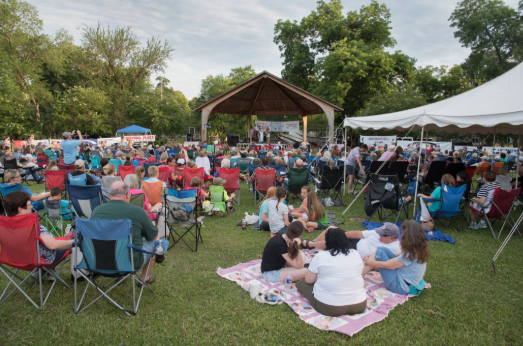BLUEBERRY BLUEGRASS CONCERT POSTPONED