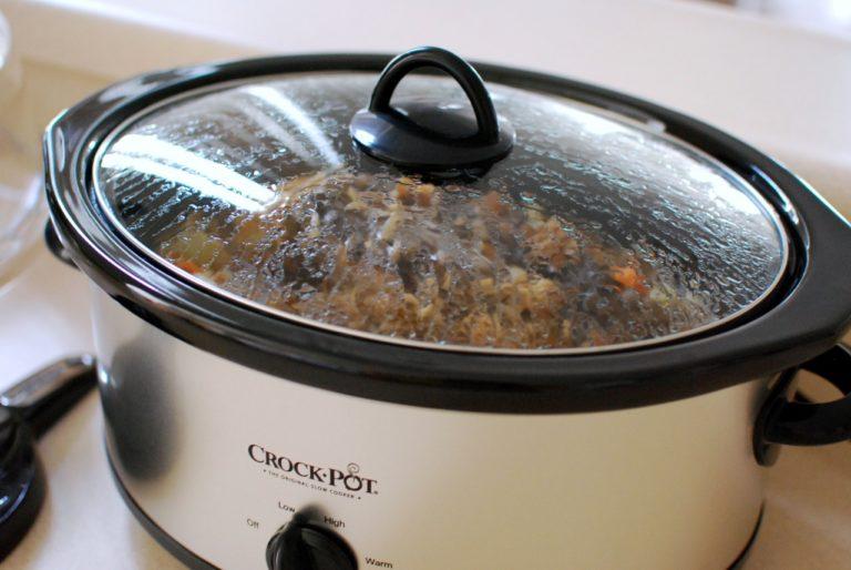 3 Healthy Crock Pot Meals