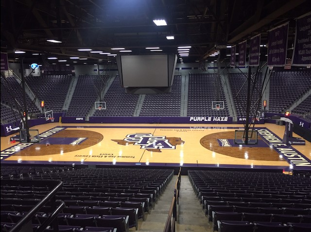 SFA Athletics' NCAA violations result of 'self reported' incident, institutional transparency