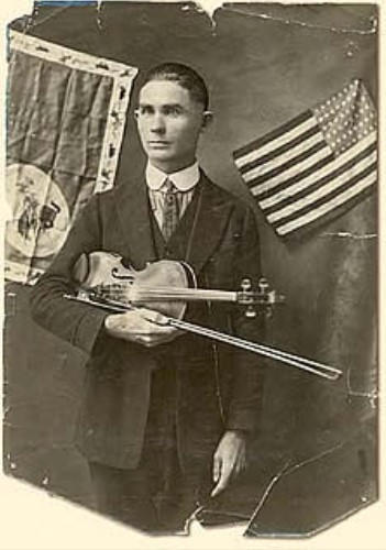 June 30th, 1922- Texas fiddler performs on first commercial country music recording