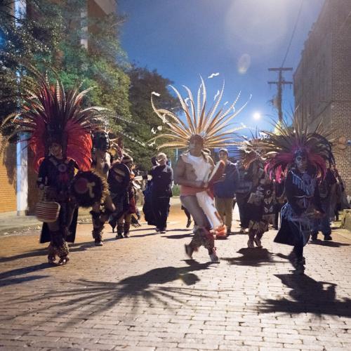 Día de los Muertos Fiesta in Nacogdoches changes downtown location