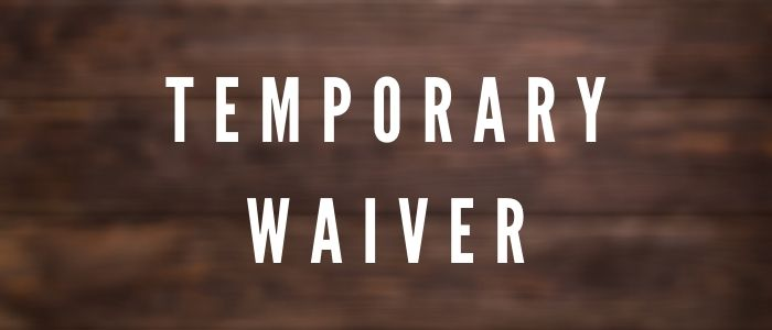 Temporary Waiver of Vehicle Title and Registration Requirements Remains in Effect