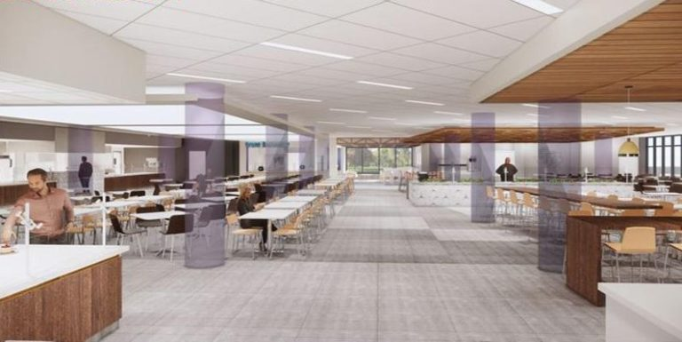 Allergen-aware station, increased safety measures part of SFA's student center dining hall renovation