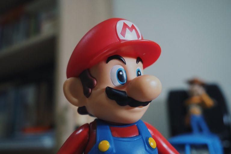 35 Years of Super Mario