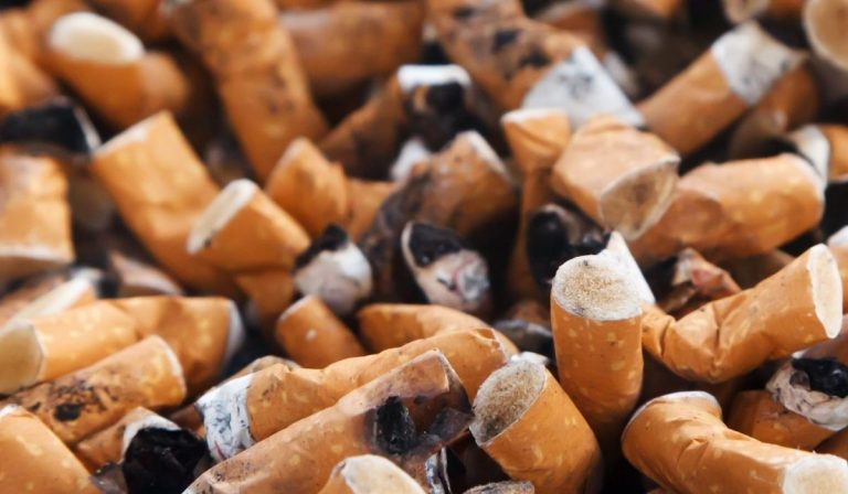 Tobacco Minor Sting Operation