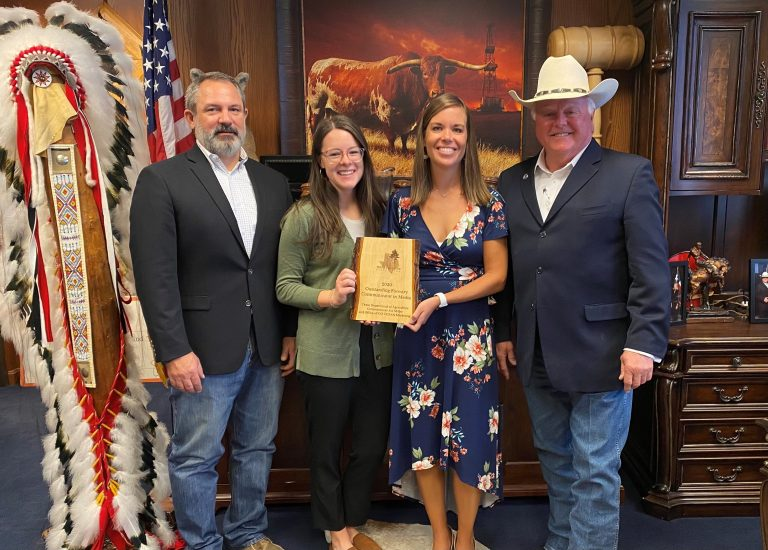 TEXAS FORESTRY ASSOCIATION ANNOUNCES TEXAS DEPARTMENT OF AGRICULTURE AS 2020 COMMUNICATORS OF THE YEAR FOR ONLINE AND TELEVISION