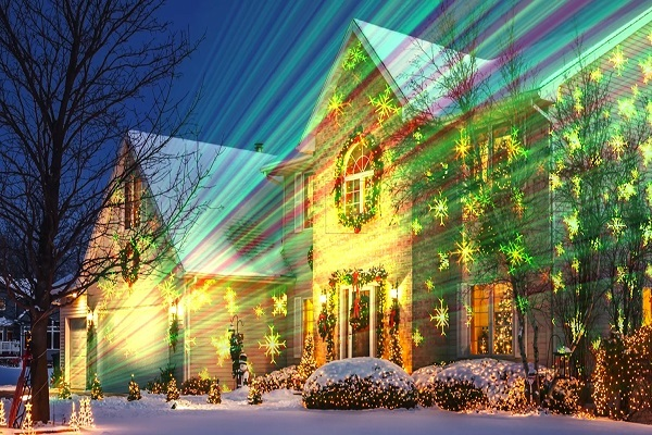 Keep Holiday Laser Lights Out of the Sky