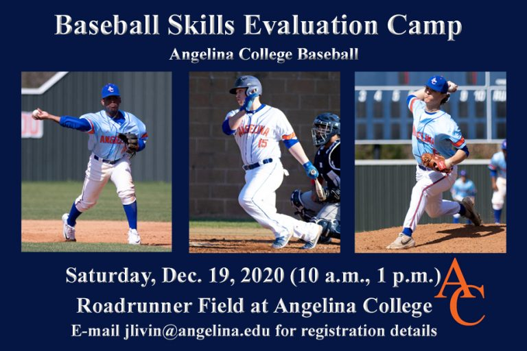 AC Baseball Holding Winter Evaluation Camp Two Sessions for Prospective Players Taking Place December 18