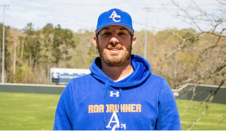 Angelina College Baseball Names Spivey Assistant Coach Former Roadrunner Brings Collegiate, Professional Experience to Program