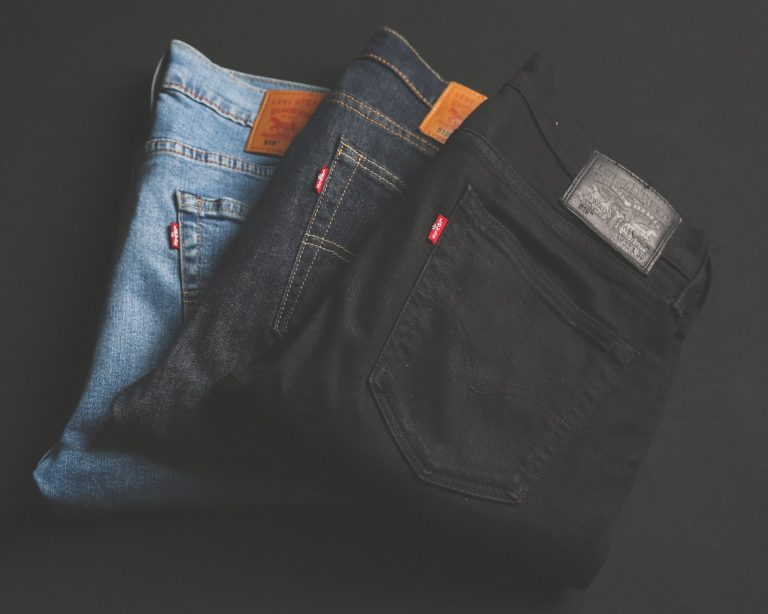 On This Day…. Levi Strauss and Jacob Davis receive patent for blue jeans