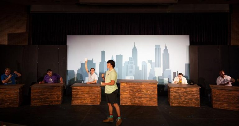 SFA SummerStage Festival: 'Stuart Little' directed in style of 1940s radio drama