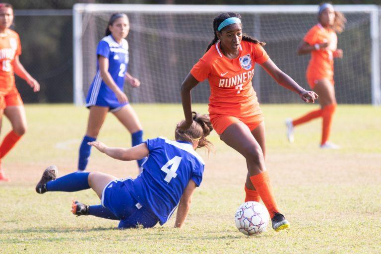AC Soccer Teams Sweep Blinn College